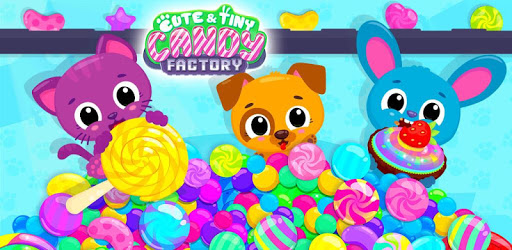 Cute & Tiny Candy Factory - Sweet Dessert Maker pc screenshot