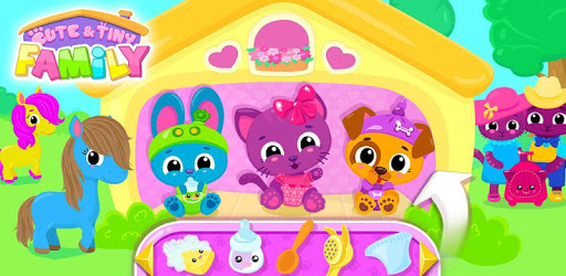 Cute & Tiny Family - Baby Care, Holiday & Farm Fun pc screenshot