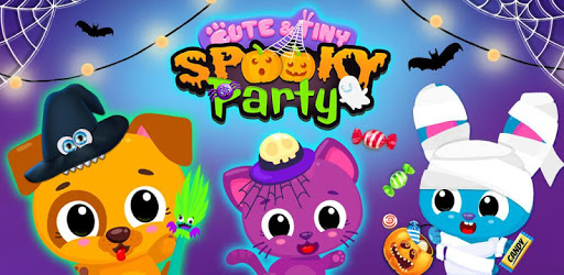 Cute & Tiny Spooky Party - Halloween Game for Kids pc screenshot