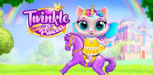 Twinkle - Unicorn Cat Princess pc screenshot