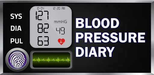 Blood Pressure Diary : BP Logger Scan Test Tracker pc screenshot
