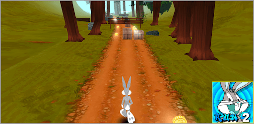 Looney Bunny Dash Rush 3D pc screenshot