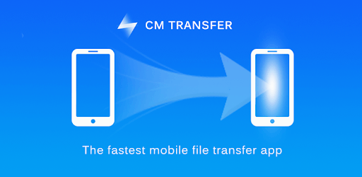CM Transfer - Share any files with friends nearby pc screenshot