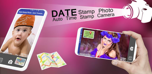 Date Stamp Photo - Auto Timestamp Camera pc screenshot