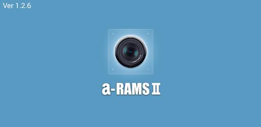 aRAMS II pc screenshot