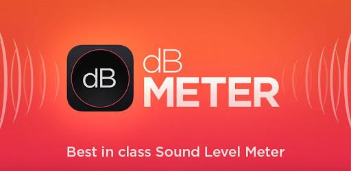 dB Meter - measure sound & noise level in Decibel pc screenshot