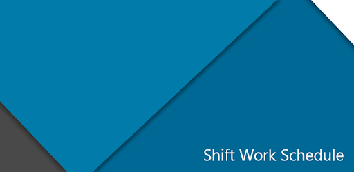 Shift Work Schedule pc screenshot