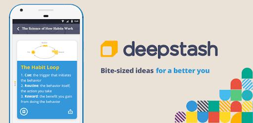 Deepstash - Self Improvement, Motivation & Care pc screenshot