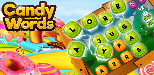 Candy Words -  Word Puzzle Match pc screenshot