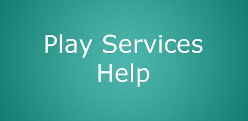 Help Play Services Error pc screenshot