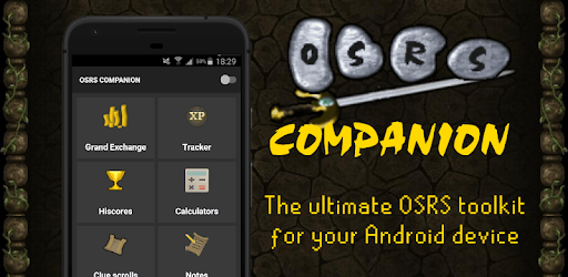 OSRS Companion pc screenshot