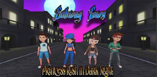 Subway Town: Princess Rush in Dark Night pc screenshot