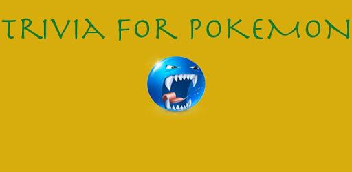 Trivia Quiz for Pokemon Fans pc screenshot