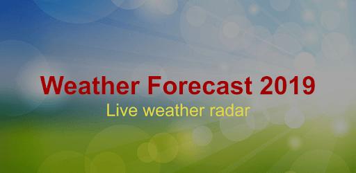 Weather Forecast 2019 - Weather Radar pc screenshot
