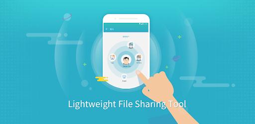 Zapya Go - Free File Transfer & Sharing pc screenshot