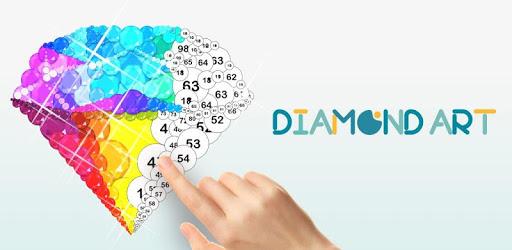 Diamond art - Diamond coloring & Easy  Relaxing pc screenshot