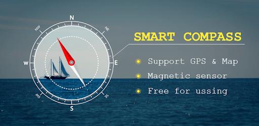 Digital compass - Smart Compass new 2019 pc screenshot