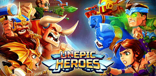 Unepic Heroes: Battle for the Universe pc screenshot