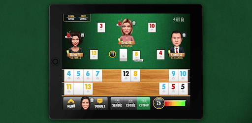 Okey Extra - Gin Rummy Online pc screenshot