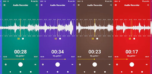 Audio Recorder APK Download For Free
