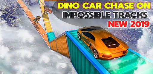 Dino car chase on impossible tracks new 2019 pc screenshot