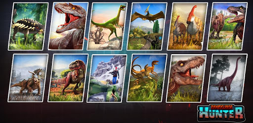 Dinosaur Hunting : 2019 - Dinosaur Games pc screenshot