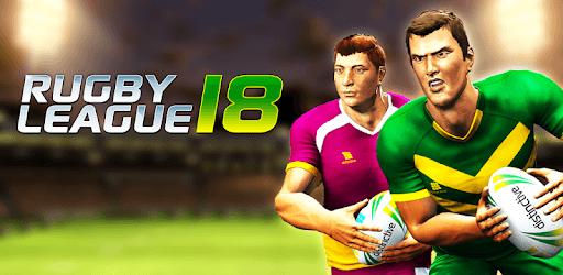 Rugby League 18 pc screenshot