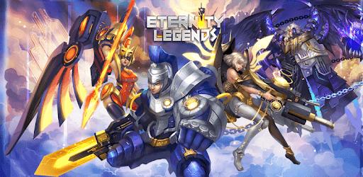 Eternity Legends: League of Gods Dynasty Warriors pc screenshot