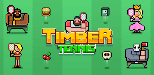 Timber Tennis pc screenshot