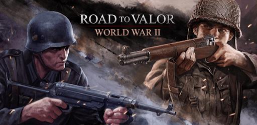 Road to Valor: World War II pc screenshot