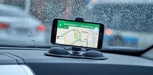 Driving Maps Navigator & Traffic Alerts pc screenshot