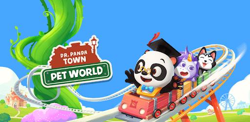 Dr. Panda Town: Pet World pc screenshot