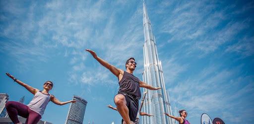 Dubai Fitness pc screenshot
