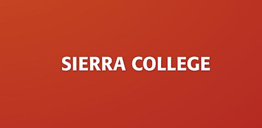 Sierra College pc screenshot
