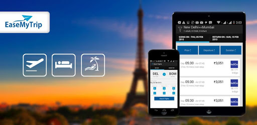 EaseMyTrip – Cheap Flights, Hotels, Bus & Holidays pc screenshot