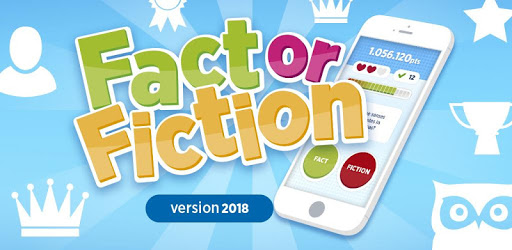 Fact Or Fiction - Knowledge Quiz Game Free pc screenshot