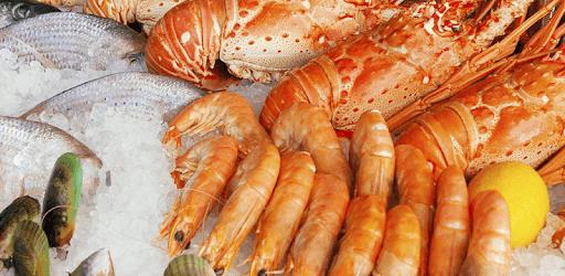 2600+ Seafood Recipes Offline: Crab, Shrimp & Fish pc screenshot