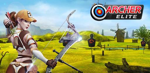 Elite Archer-Fun free target shooting archery game pc screenshot