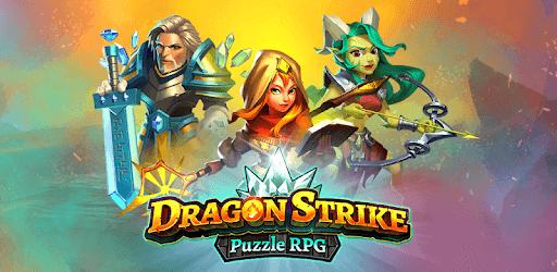 Dragon Strike: Puzzle RPG pc screenshot