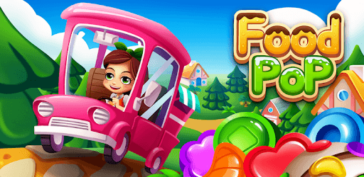 Food POP : puzzle World pc screenshot
