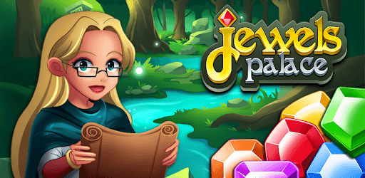 Jewels Palace : Fantastic Match 3 adventure pc screenshot