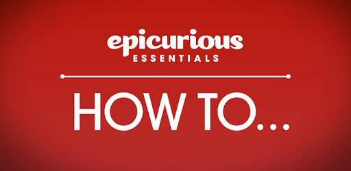 Epicurious : For people who love to eat. pc screenshot