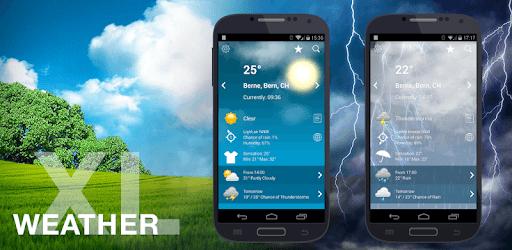 Weather Switzerland XL PRO pc screenshot