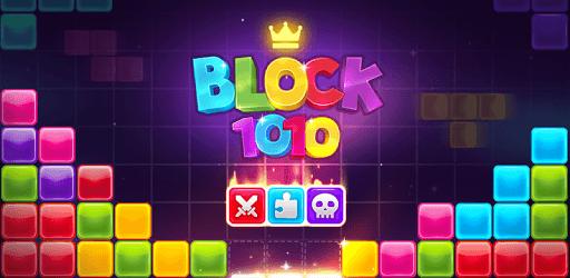 Block Puzzle Online Free Games Puzzledom pc screenshot
