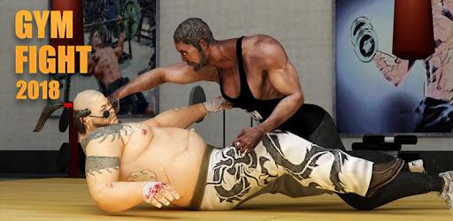 Virtual Gym Fighting: Real BodyBuilders Fight pc screenshot