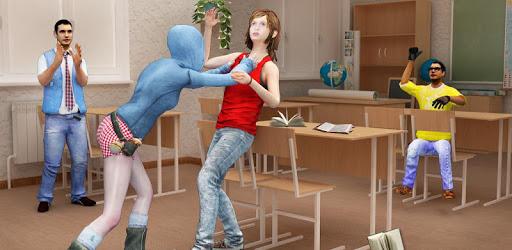 High School Fighting Gang: Gangster Teenage Karate pc screenshot