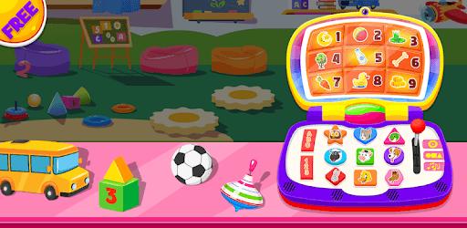 Kids Toy Computer - Kids Preschool Activities pc screenshot