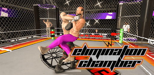 Chamber Wrestling Elimination Match: Fighting Game pc screenshot