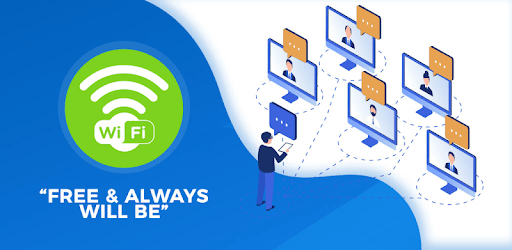 WiFi Hotspots – Mobile Hotspots – WiFi Sharing App pc screenshot