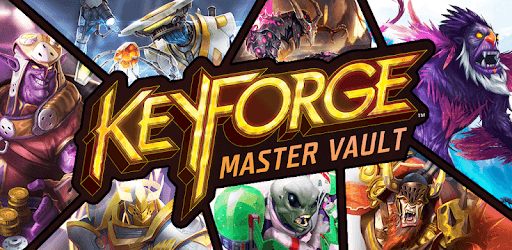 KeyForge: Master Vault pc screenshot